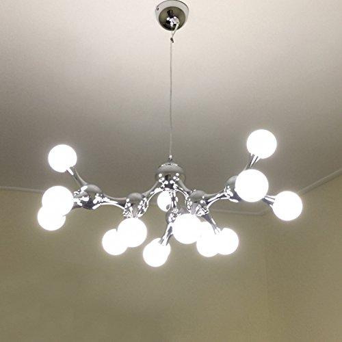 skandinavischen Wohnzimmerlampe/Einfache moderne kreative Persönlichkeit Studie Schlafzimmer Esszimmer Licht-A
