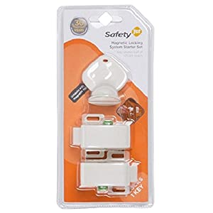 Safety 1st Magnetic Locking System