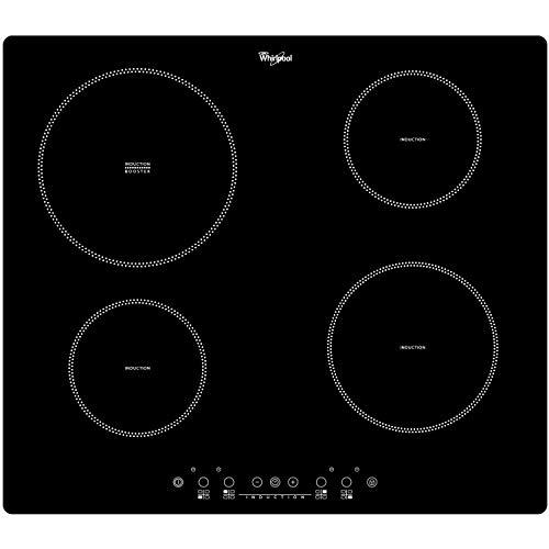 Whirlpool ACM 838/ne Plaque – Plaque (intégré, induction, noir, capteur, Front, 1,5 m)