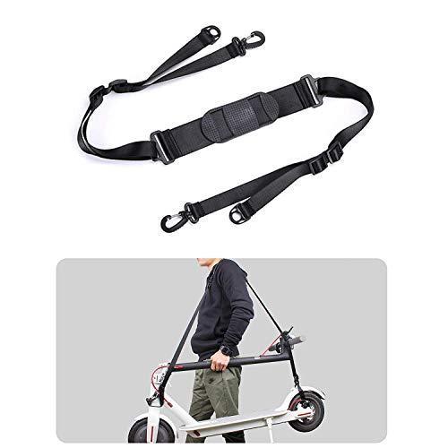 AUVSTAR eléctricos Scooter Correa de Hombro Cinturón de Tr