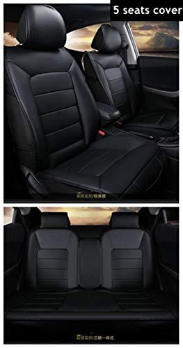 tech automotive Skoda Rapid SPACEBACK 13-ON S Heavy Duty Durable Water Resistant Single Seat Cover Black
