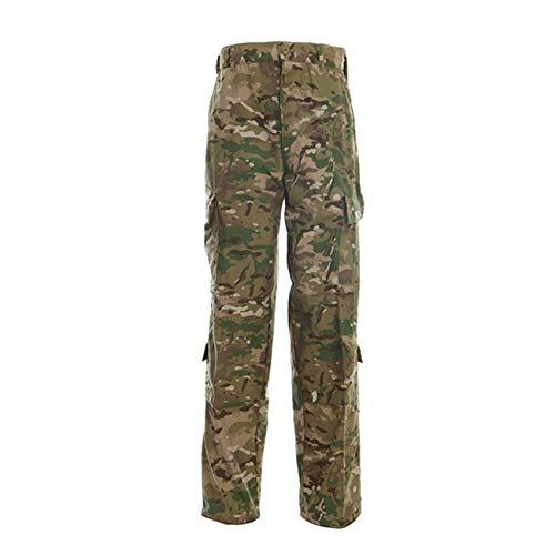 The Mercenary Company BDU Combat Pants + Jacket Set 65/35 NYCO Fabric (Multicam, XX-Large)