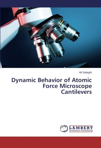 Dynamic Behavior of Atomic Force Microscope Cantilevers