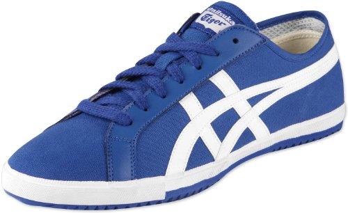Onitsuka Tiger Herren Retro Glide Cv Sneaker, blau/weiß, 43.5 EU