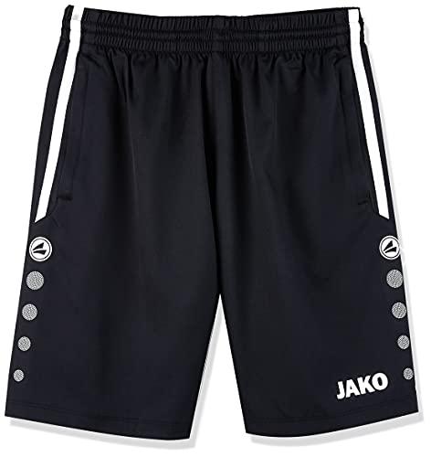 JAKO Competition 2.0 Pantaloncini Uomo, Nero (Black), L