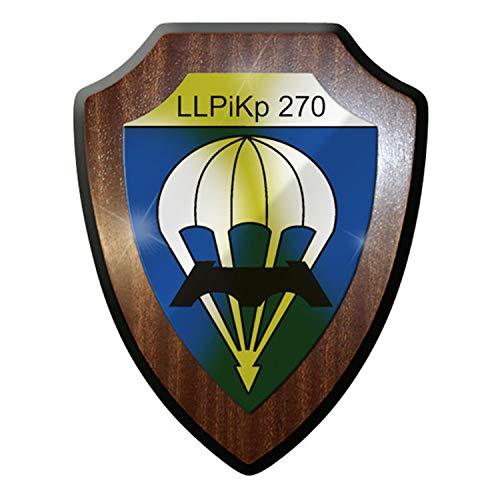 Wappenschild/Wandschild/Wappen - LLPiKp 270 Luftlandepioniere Militär #8400