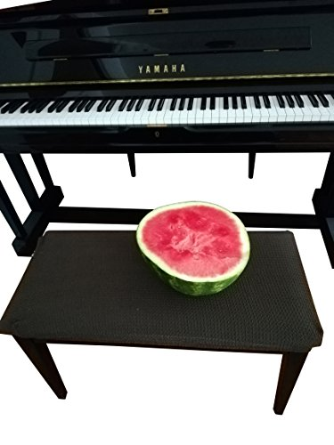 Sale!! Qualitrusty Waterproof Piano Bench Cover - Perfect For Pets, Kids, Elderly, Weddings, Parties...