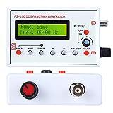 Generador de señal funcional, 1HZ-500KHz Función Generador de señal de baja frecuencia Forma de onda de diente de sierra cuadrada sinusoidal