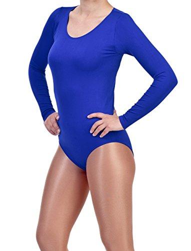 Preisvergleich Produktbild Deiters Body Langarm blau Größe: L / XL