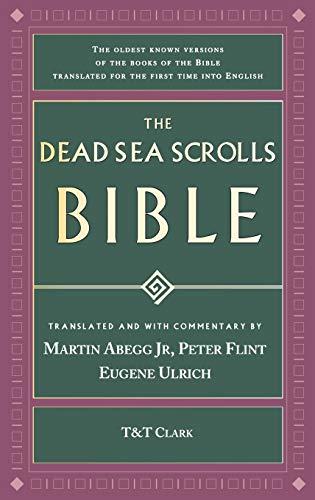 Dead Sea Scrolls Bible, The - Scottish edition