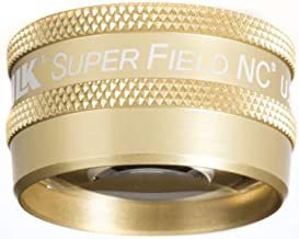 Volk SuperField NC Slit Lamp Lens - Gold