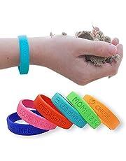 Bracelet SOS personnalisables pour enfants - ultra-résistant et waterproof