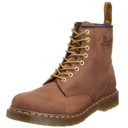 Dr Martens 1460 Crazy Horse, Boots mixte adulte -Marron Clair , 49 EU (14 UK)