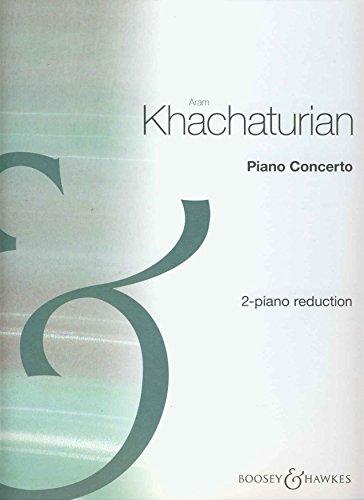 Piano Concerto 2pf/4hd (Khachtrn)