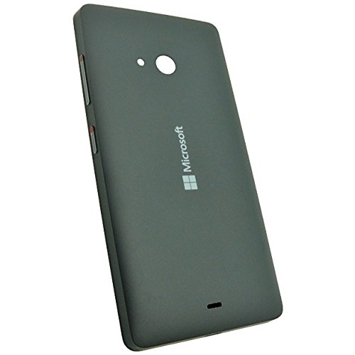 Microsoft Lumia 540 Dual Sim original Akkudeckel schwarz