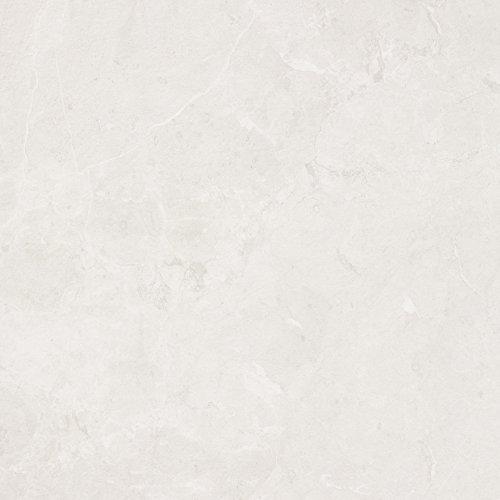 BODENMEISTER BM73340 Klick Laminat-Boden Steinoptik, rundum gefast 4 V-Fuge, Fliesenoptik Granit hell weiß, 605 x 282 x 8 mm