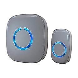 best top rated loudest wireless doorbell 2021 in usa
