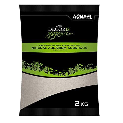 Aquael - Arena de Cuarzo de 0,1-0,3mm– Bolsa de2kg