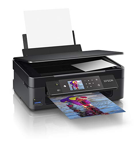 Epson Expression Home XP-452 Print/Scan/Copy Wi-Fi Printer, Black, Amazon Dash Replenishment Ready