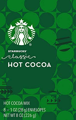 starbucks hot chocolate packets - 5