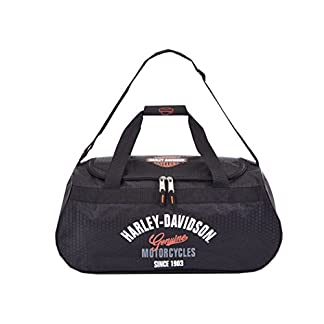 Harley-Davidson-Logo-Sport-Duffel-Tail-of-The-Dragon-Tasche