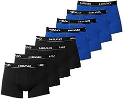 HEAD 8 er Pack Herren Boxer Boxershorts Basic Pant Unterwäsche