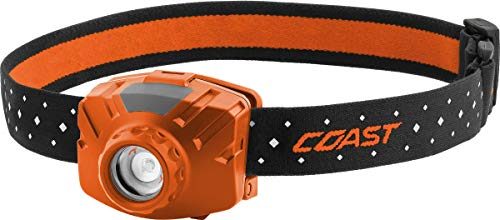 COAST FL60R 450 Lumen Rechargeable LED Flashlight, Accessories Included