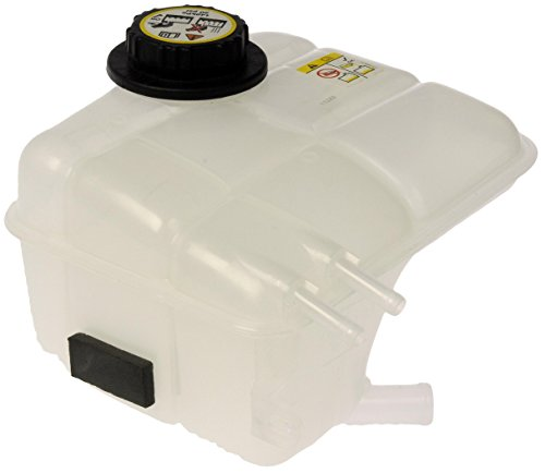 Engine Coolant Recovery Tank Front Dorman 603-383