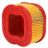 Omabeta Motosierra Filtro de Aire Conjunto de Filtro de Aire Filtro de Aire Duradero Resistencia al Desgaste Alta dureza para cortadoras eléctricas 371K 375K