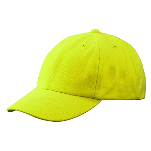 MYRTLE BEACH Casquette disponible en 31 couleurs (acid-yellow)