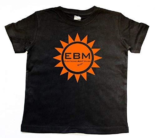 EBM-Electronic Baby Music-Gothic Kids T-Shirt (116)