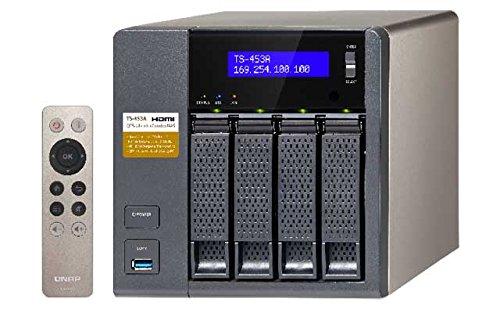 Qnap TS-453A 1.6GHz N3160 16GB Ram 4-Bay NAS Server