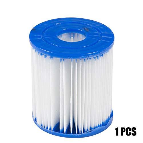 Wopam 1/2/3 Stks Vervangende Filter Cartridge Opblaasbare Zwembad Pomp Eenvoudige Set Up Accessoires