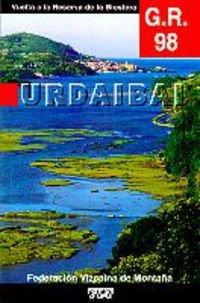 GR-98. Urdaibai (euskaraz) (Topoguías)