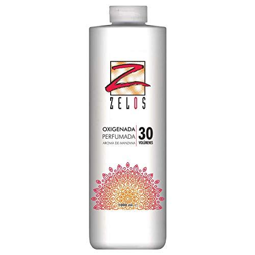 Oxigenada 30 volúmenes - 1000 ml - Aroma de Manzana - Emulsión...