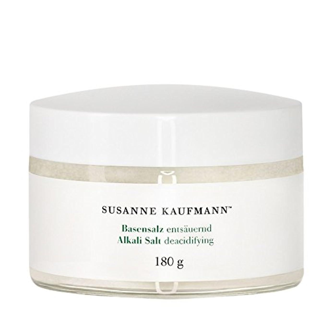 稚魚登山家野菜Susanne Kaufmann Alkali Salt 180g - スザンヌカウフマンアルカリ塩180グラム [並行輸入品]