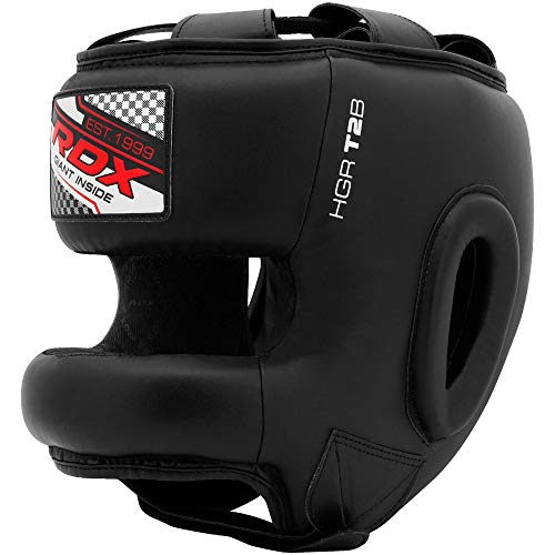 Casco De Boxeo Con Barra Frontal