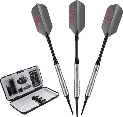 Viper V-Factor 90% Tungsten Soft Tip Darts with...