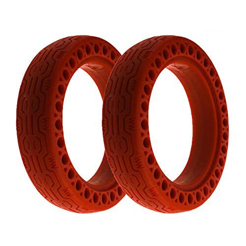 Flycoo2 - Neumáticos de color sólido celular para Xiaomi M365 / Pro...