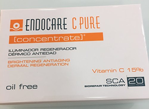 EndoCare C Pure Concentrado - Brillante envejecimiento 14 viales