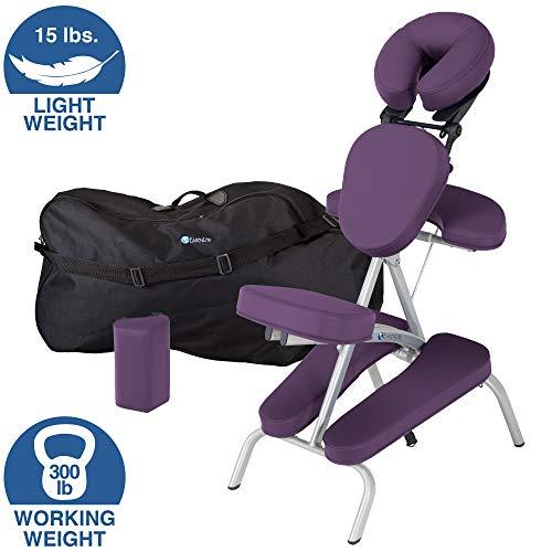EARTHLITE Portable Massage Chair Package VORTEX