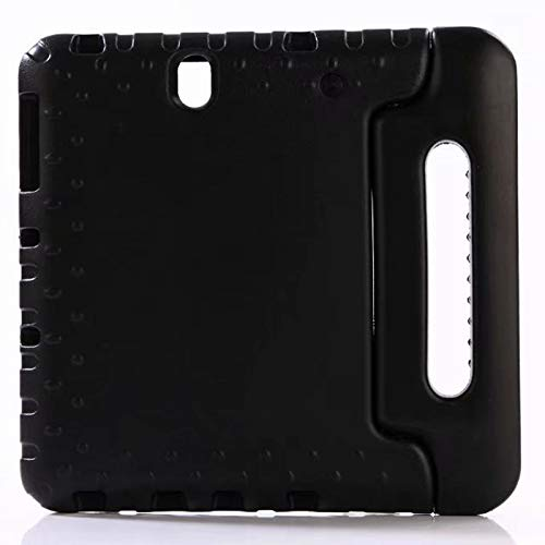 RZL PAD & TAB cases For Samsung Galaxy Tab S3 9.7 SM T820 T825, Kids Cover Case Shockproof EVA Foam Cover Stand Shell Case for Samsung Galaxy Tab S3 9.7' (Color : Black)