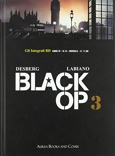 Black Op (Vol. 3)
