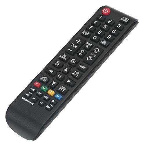 VINABTY BN59-01268D Fernbedienung für Samsung TV Sub BN59-01303A ersetzen UE43MU6120 UE49MU6199 UE50MU6190 UE50MU6199 UE55MU6190 UE55MU6199 UE58MU6190 UE58MU6199 UE65MU619