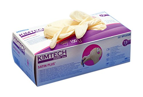 Kimtech Science Handschuhe Satin Plus, Größe S, 100 Stück