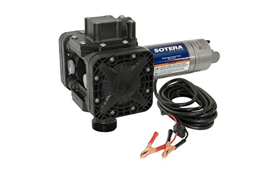 Sotera SS415B 15 GPM 12V Chemical Transfer Pump (Pump Only)