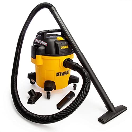 DEWALT DXV20P 20L Wet/Dry Vac, 1050 W, 230 V, Yellow/Bl