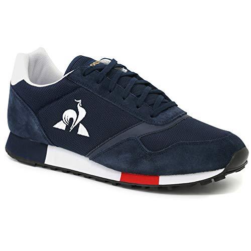 Le Coq Sportif Herren Delta Sneaker, Kleid Blau, 43 EU