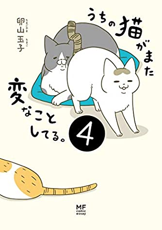 うちの猫がまた変なことしてる。4 (メディアファクトリーのコミックエッセイ)