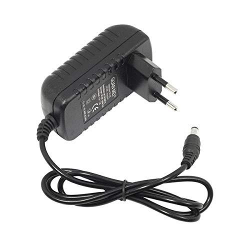 ZJYSM 36W Charger US/EU/AU/UK Plug LED Strip Wakeful Charger Power Charger Adapter (Color : EU Plug)